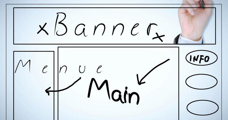 Neues Webdesign